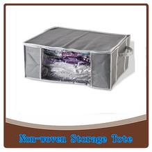 pp vacuum storage capacity tote