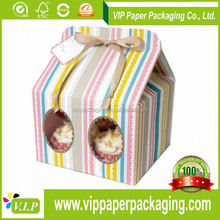 Hot Sale Custom Boxes Cupcake in Xiamen