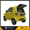 2 Seat Electric Passenger Vehicles