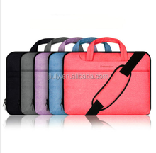 "15.4"" Computer Messenger Brifecase Cover 15"" Shoulder laptop bag"