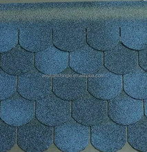 2015 top selling professional manufactural insulation fishscale bitumen tile