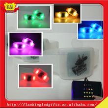 Motion actived led flashing bracelet silicone vibrating wristband bracelet motion sensor led silicon wristbands bracelets