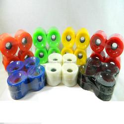 Pro 69*55mm Custom Printed Longboard Wheels