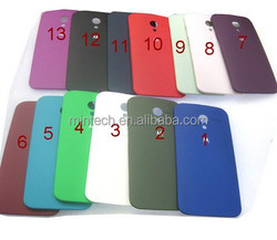 Replacement Back Cover for Motorola Moto X XT1058