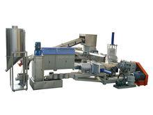 JIN JINplastic recycling granulatorr machine for HDPE/LDPE/PPR/PO film