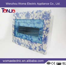 Wholesale Products PC Cover Full Plastic DB 5-6way Electrical Panel Box Sizes