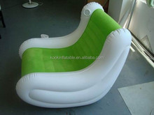 Relax comfortable air bed inflatable bed sofa pvc living room furniture