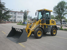 professional 4WD hot sale Mini Loader with low price Zl12F