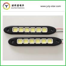 Guanzhou auto parts flexible led car daytime running light