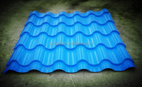 low price metal building materials curving corrugated steel roof sheet made in China
