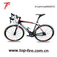 (On sale)2013 new design and hot selling Di2 carbon road complete bike(FM-R872)