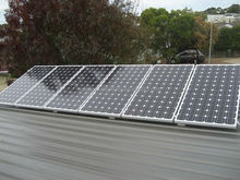 Complete Set solar green energy sysem 3000W solar power product factory price