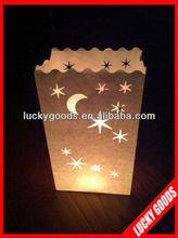 hot popular wholesale paper candle bag