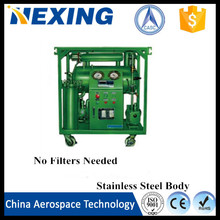 2015 New type insulation engine oil regeneration machine price