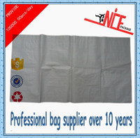 Durable 50kg pp woven cement bag for cement for 2015