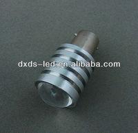 High brightness led tuning light 1156 ba15s 5W CREE led reversing light