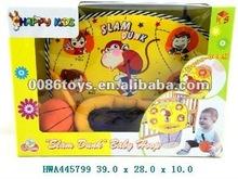 Musical Basket ball board