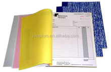 OEM Receipt Book With Carbonless Copy Paper