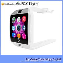 "Shenzhen factory supply low price smart watch oem,1.54"" inch TFT touch screen bluetooth wristwatch"