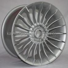 white beautiful Aluminum Alloy wheel Rim17/18/19 Inch for Car