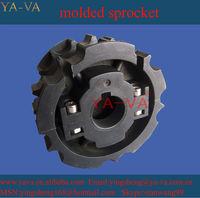 YA-VA plastic molded drive sprocket for 820 conveyor chains