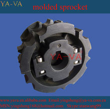 YA-VA plastic molded drive sprocket for 820 conveyor chains