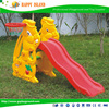 2015 New Funny Plastic Toys Marked For Kids Plasic Indoor Slide With Basketball Hoop
