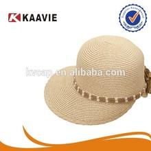 chapeau de paille de plage pour les vacances voyage