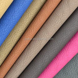 China Wenzhou PU Emboss Synthetic Leather For Shoes(JS2013-23)
