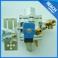 Gas Fuel Multipoint Sequential CNG Reducer Injection