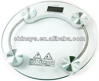 CE,RoHS Certificate LCD Display 150kg / 100g Bathroom Scale,High Quality And Competitive Price