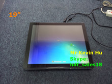 sunlight readable industrial lcd monitor, low cost 19 inch touch screen lcd monitor for gaming machine