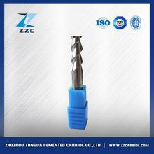 Sale in Turkey cnc lathe end mill solid carbide end mill