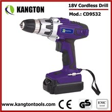 18V Commercial Use Lithium Cordless drill Battery