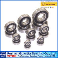 Made in China Auto Parts Cheap Price Deep Groove Ball Bearing 6007 2RS ZZ RS