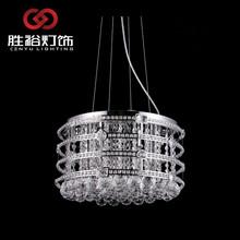 CENYU crystal Alloy flower type european chandelier lamp wall light pendant light candle light