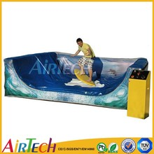 adults and kids skateboard inflatable mechanical games for fun