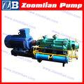 PDG Configuración de bomba de presión,De alta presión de la unidad de la bomba de agua