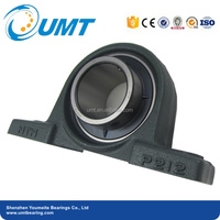 Good Quality Long Life Pillow Block Bearing UCP204 for Industrial Machines with 2 Bolts