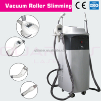 Vacuum Plus RF Laser CE Approved IR laser and roller for fat losing