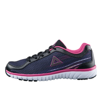 PEAK New Spring Summer Fashion Breathable Lace-up Women Running Shoes Outdoor Sport Air Running Athletic Shoes