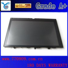 Grade A+ X200 X200T X201T laptop Pen touch LED screen with Digitizer and frame 42T0565 FRU 44C9663 LTN121AP03