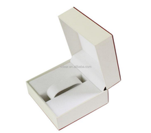 graceful and curious white watch box for sale