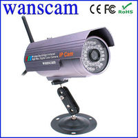 Install House CCTV Cameras IP P2p QR Code Scan Nignt Vision Motion Detection Email Alarm IP Cam Network WiFi House Cameras