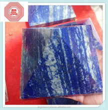 2015 Wholesale High Quality Customize Pure NATURAL Semi-precious Stone Lapis Lazuli Pyramids for Decoration