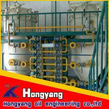 1-500t per day crude palm kernel oil refinery machine made in China