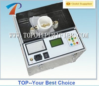 Top Transformer Oil BDV Tester for testing of dielectric strength of insulating oil used in transformers & circuit breakers