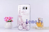 New Style Case For Samsung Galaxy S6 Matte Ultra-thin PC+ Diamond Cover For Samsung S6 Cover Protective Case