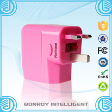 2015 Free sample hot selling superior function travel smart adapter