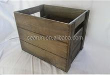 Paulownia wooden box set, Old deep wooden case wholesale